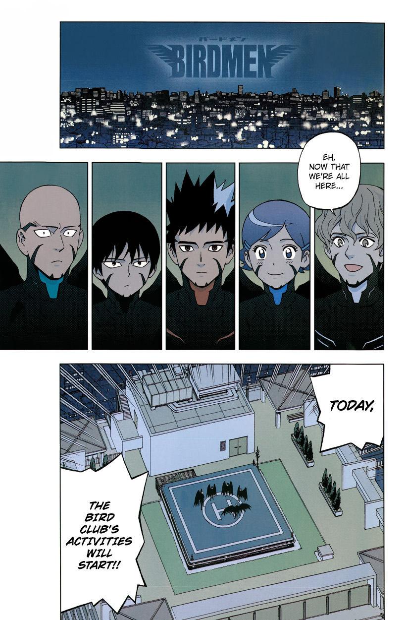 Birdmen 9 Page 2