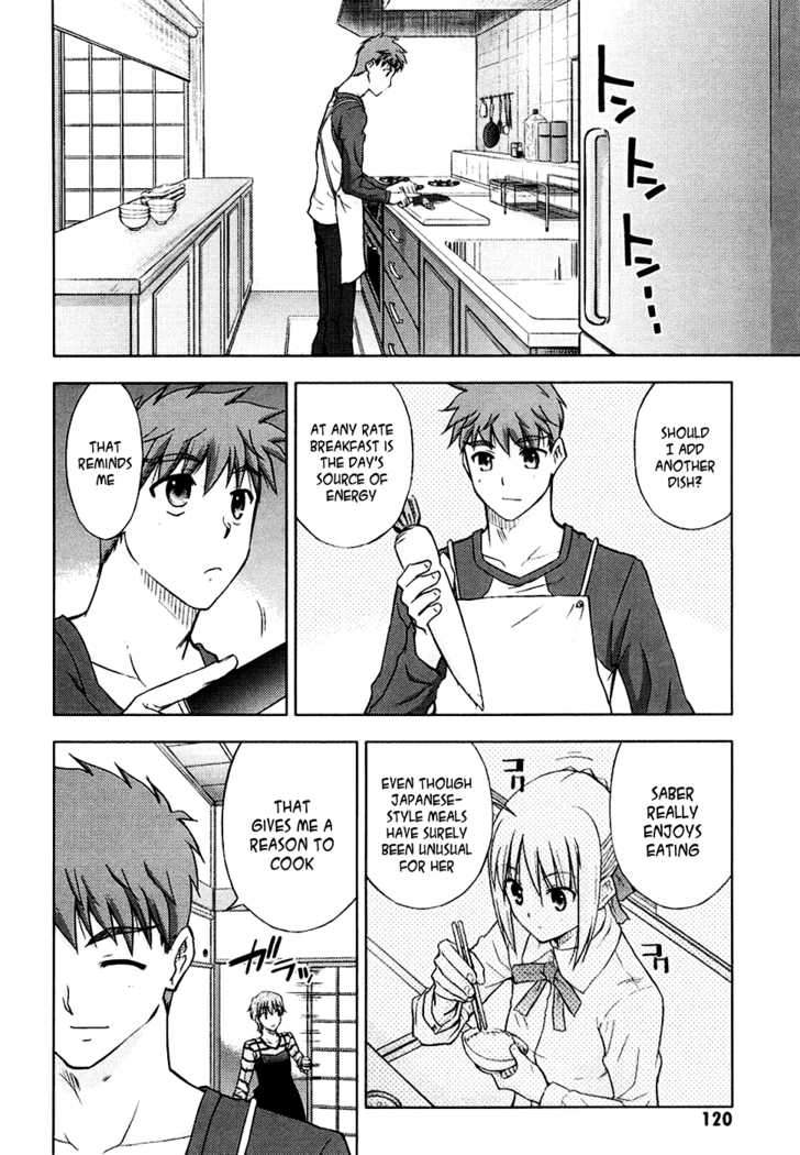 Fate/Stay Night 13 Page 2