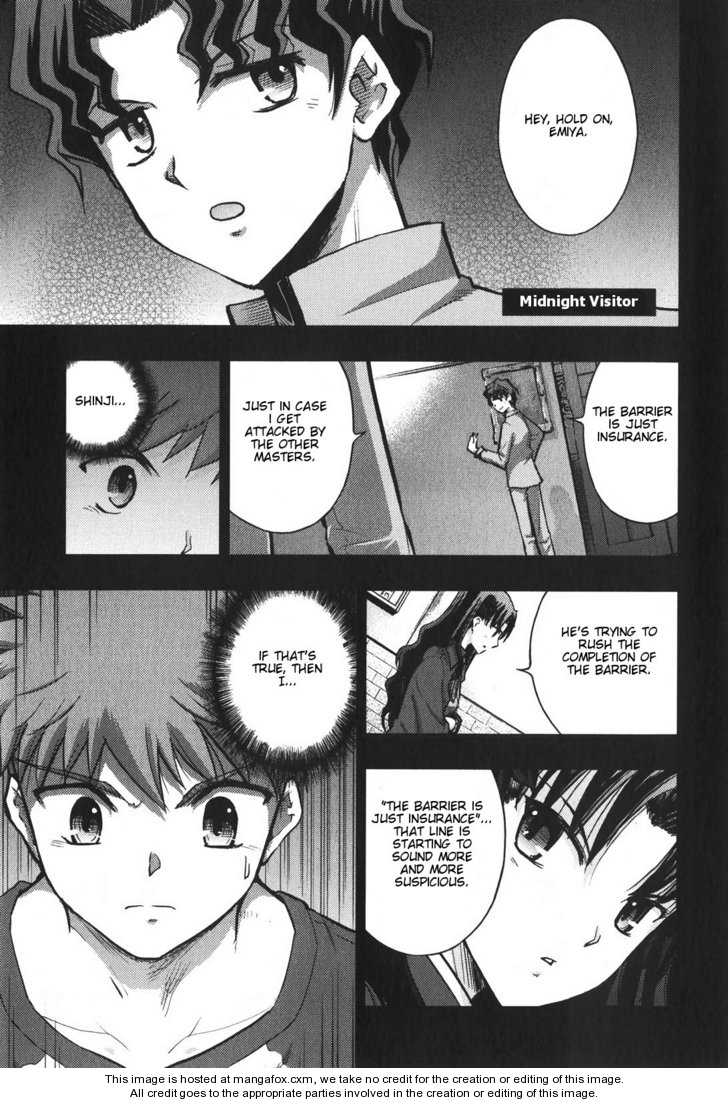 Fate/Stay Night 21 Page 2