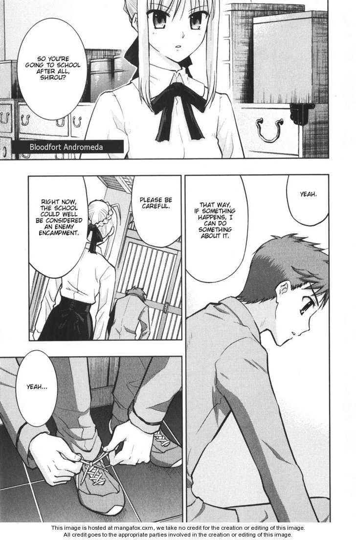 Fate/Stay Night 23 Page 2