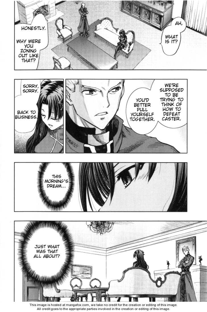Fate/Stay Night 32 Page 3