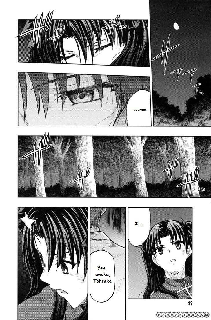 Fate/Stay Night 40 Page 3