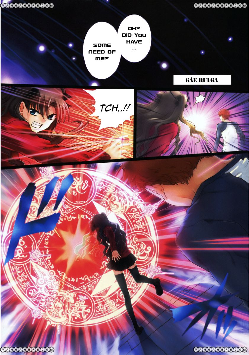 Fate/Stay Night 44 Page 1