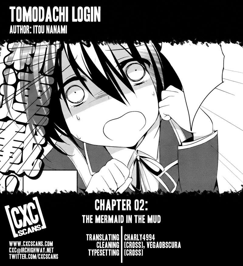 Tomodachi Login 2 Page 1