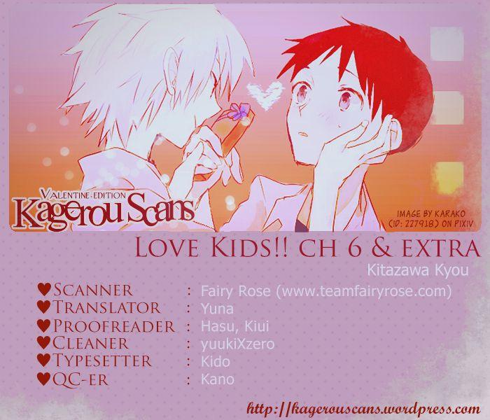 Love Kids!! 6 Page 1