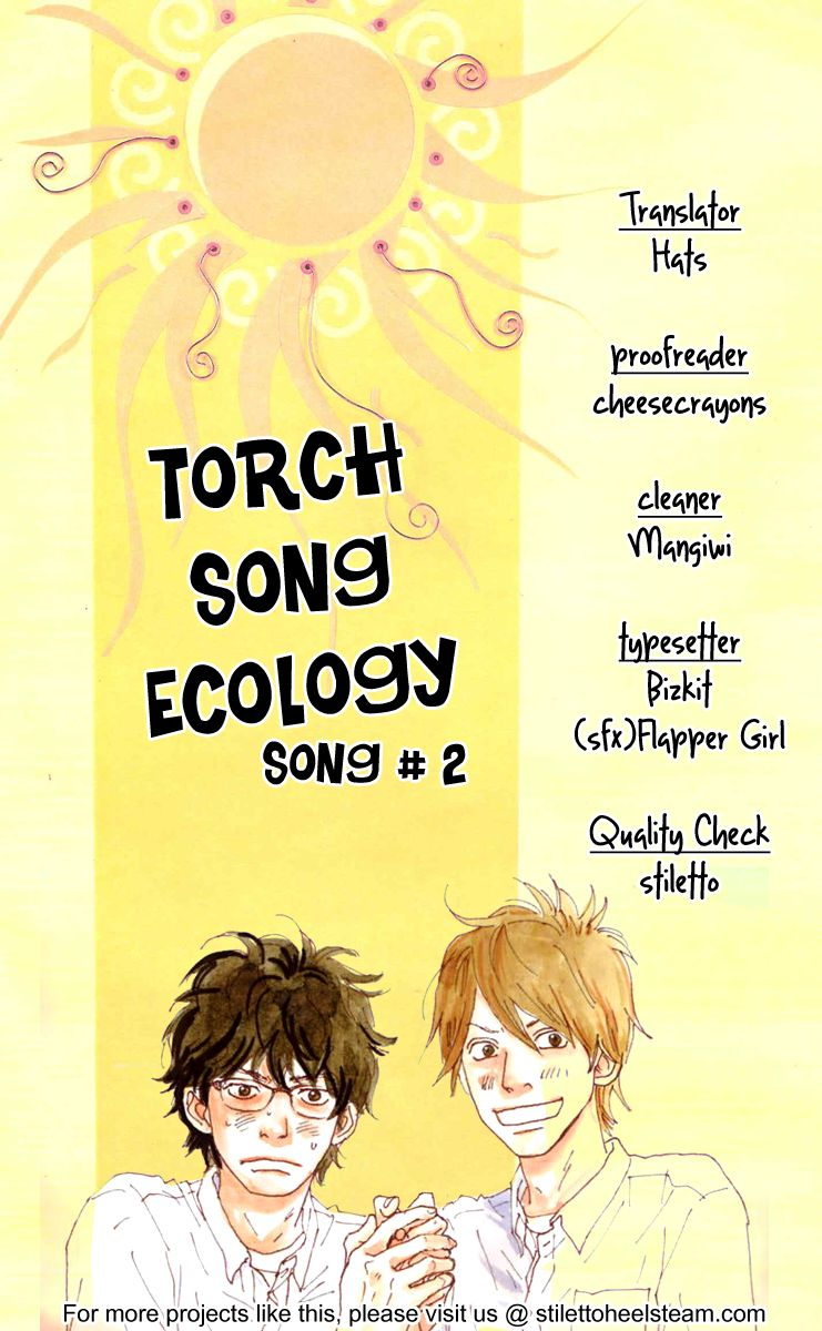 Torch Song Ecology 2 Page 1