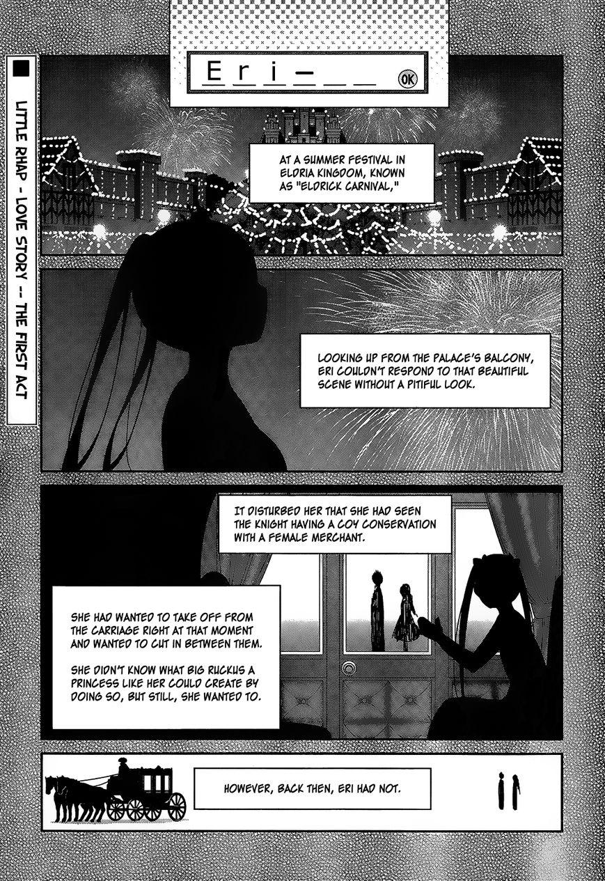 Saenai Kanojo no Sodatekata - Egoistic-Lily 13 Page 2