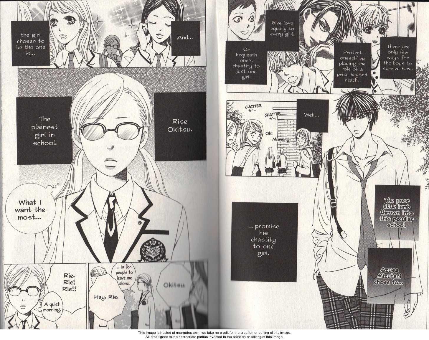Gakuen Ouji 5 Page 2