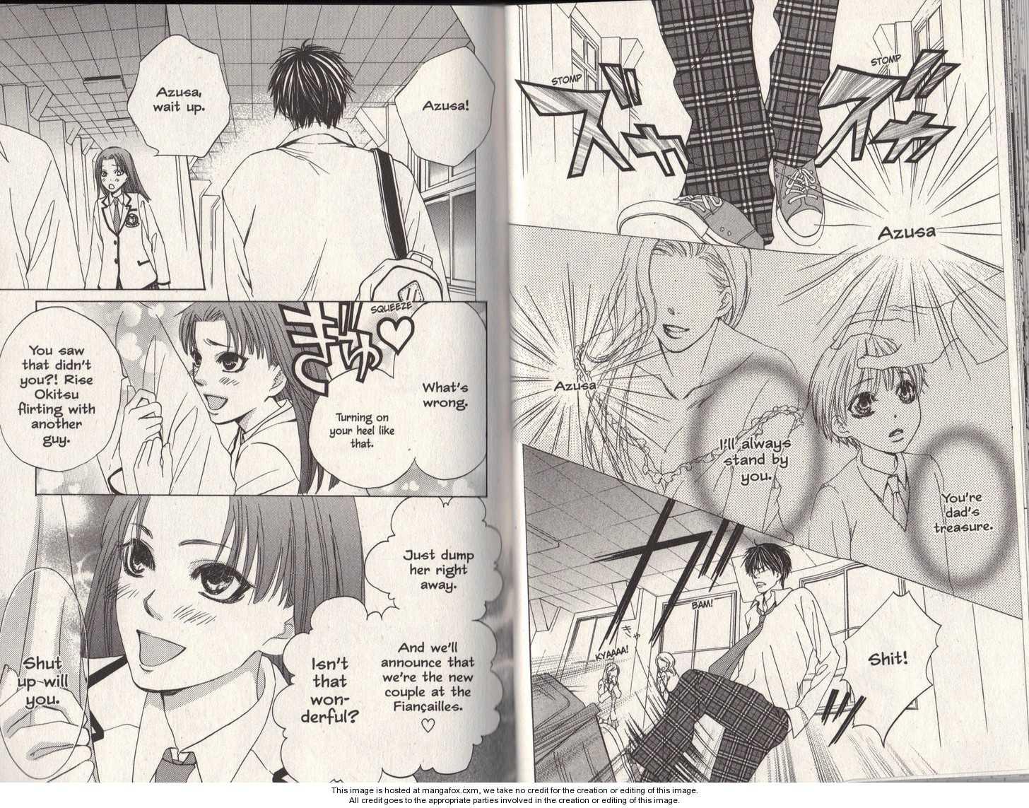Gakuen Ouji 7 Page 2