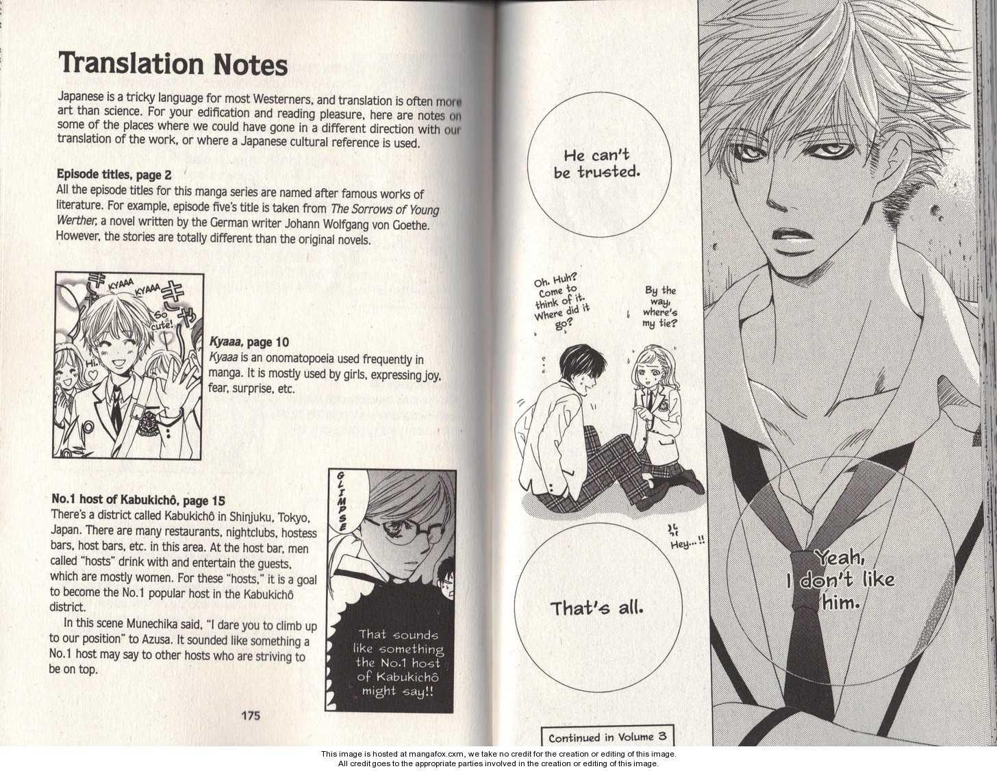 Gakuen Ouji Raw 8 Gakuen Ouji 8 Page 26