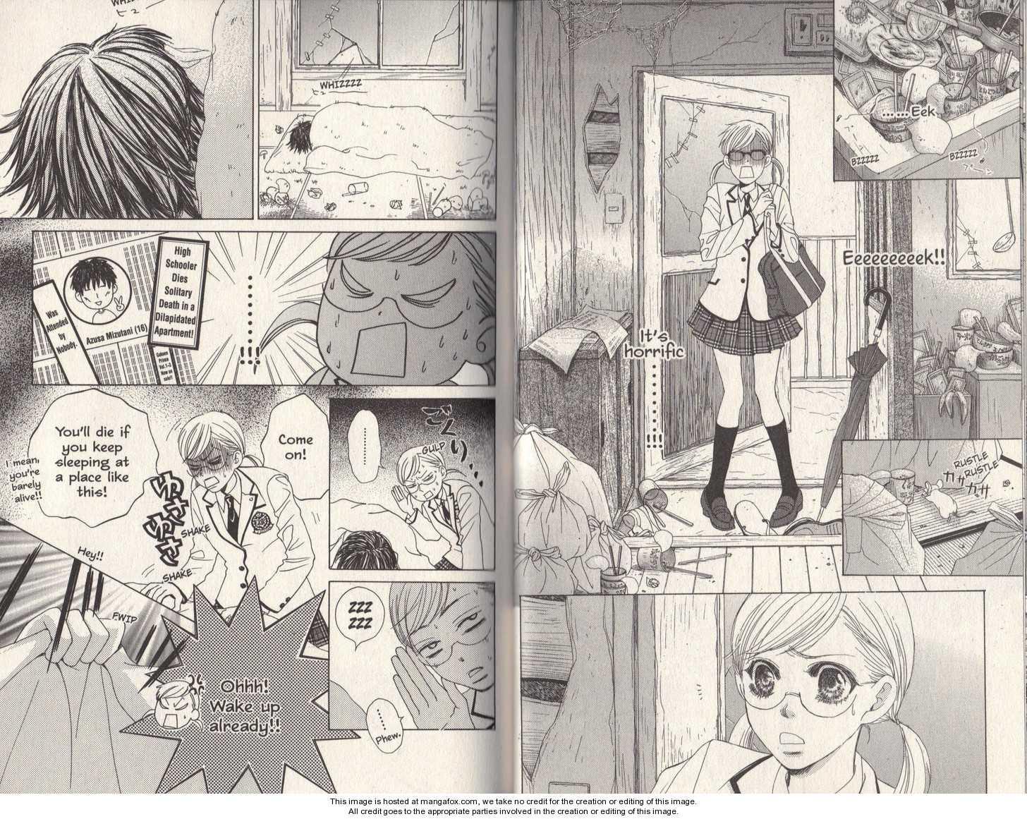 Gakuen Ouji 10 Page 2