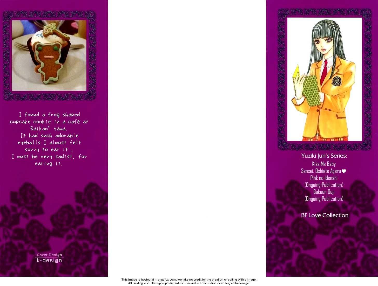 Gakuen Ouji 17 Page 3