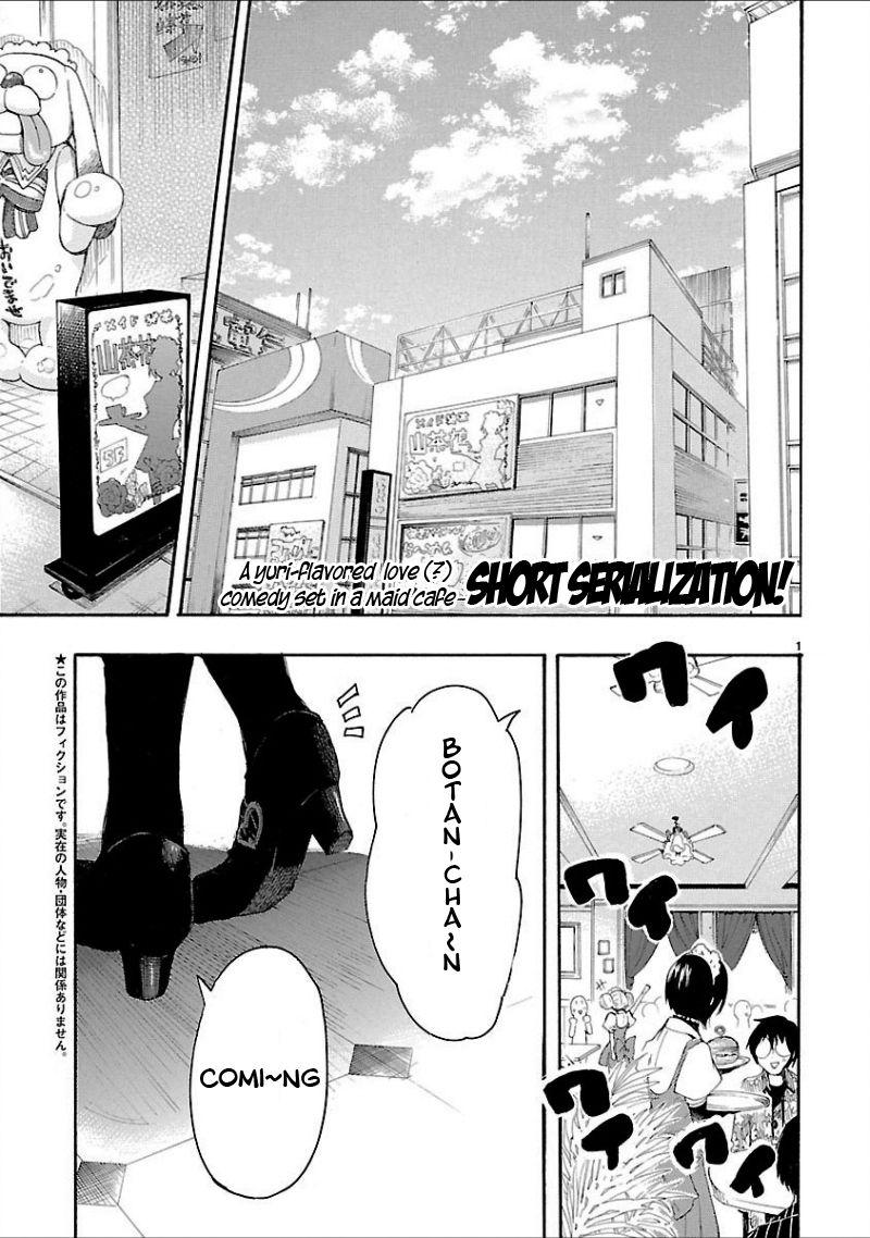 Momo to Botan to Yuri no Hana 1 Page 1