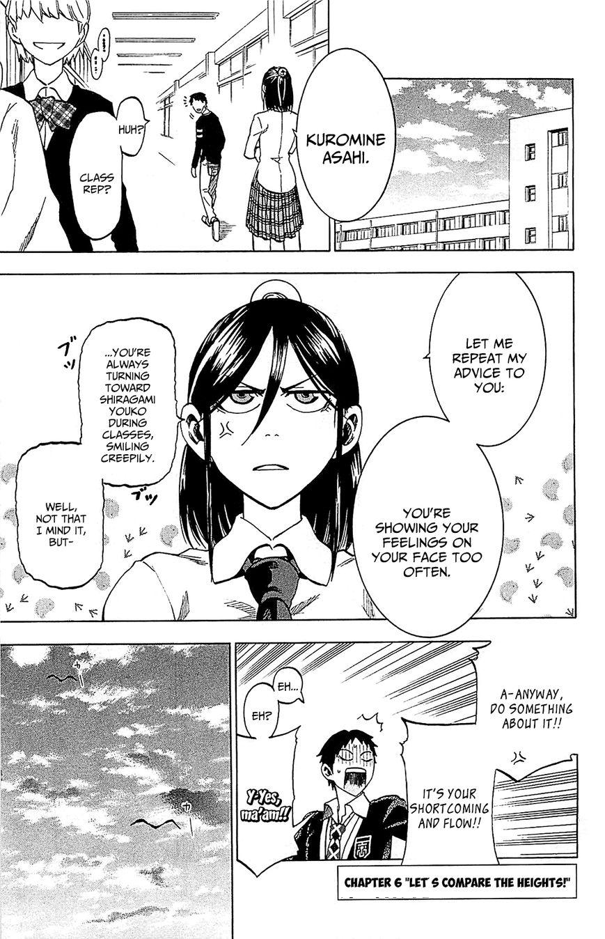 Jitsu wa Watashi wa 6 Page 1