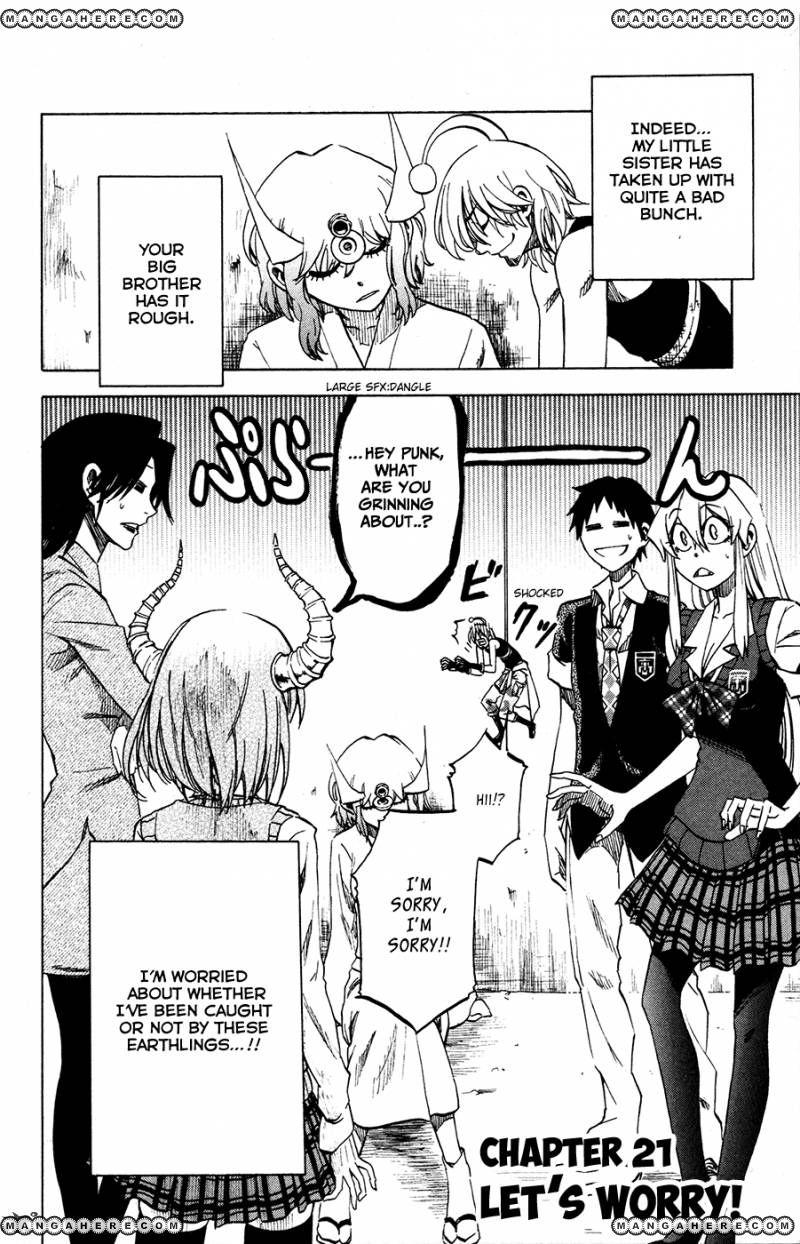 Jitsu wa Watashi wa 21 Page 2