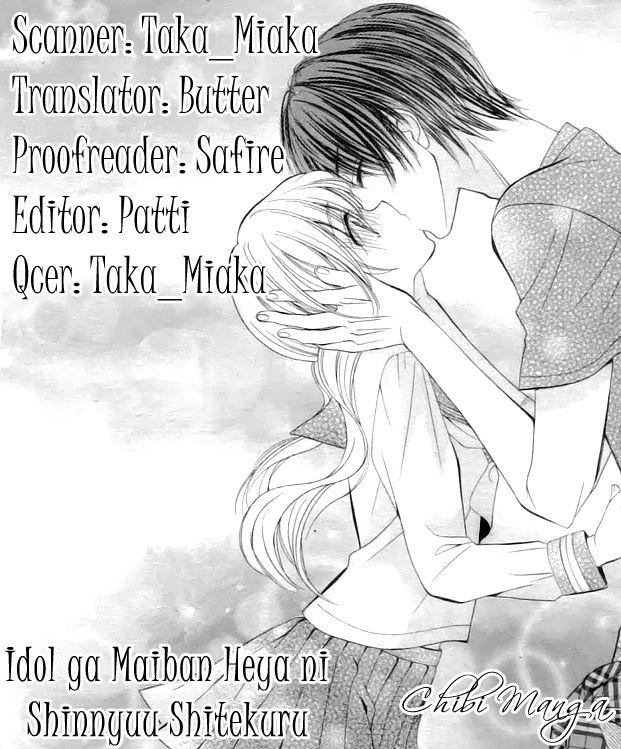 Idol ga Maiban Heya ni Shinnyuu Shitekuru 1 Page 2