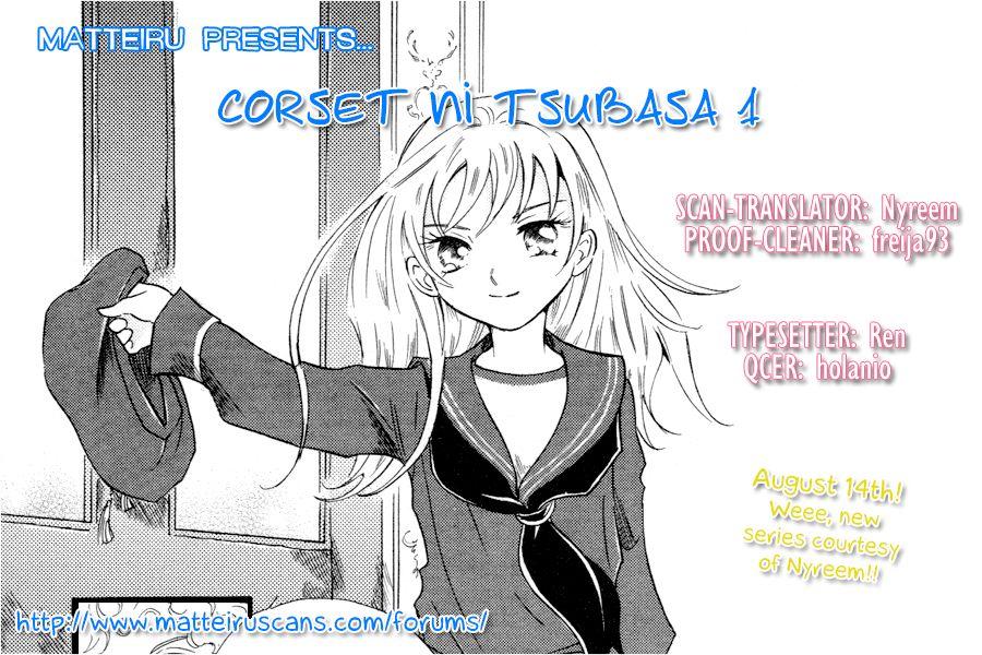 Corset ni Tsubasa 1 Page 1
