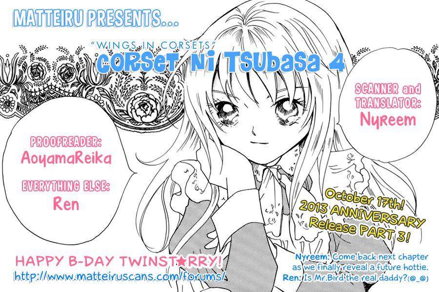 Corset ni Tsubasa 4 Page 1