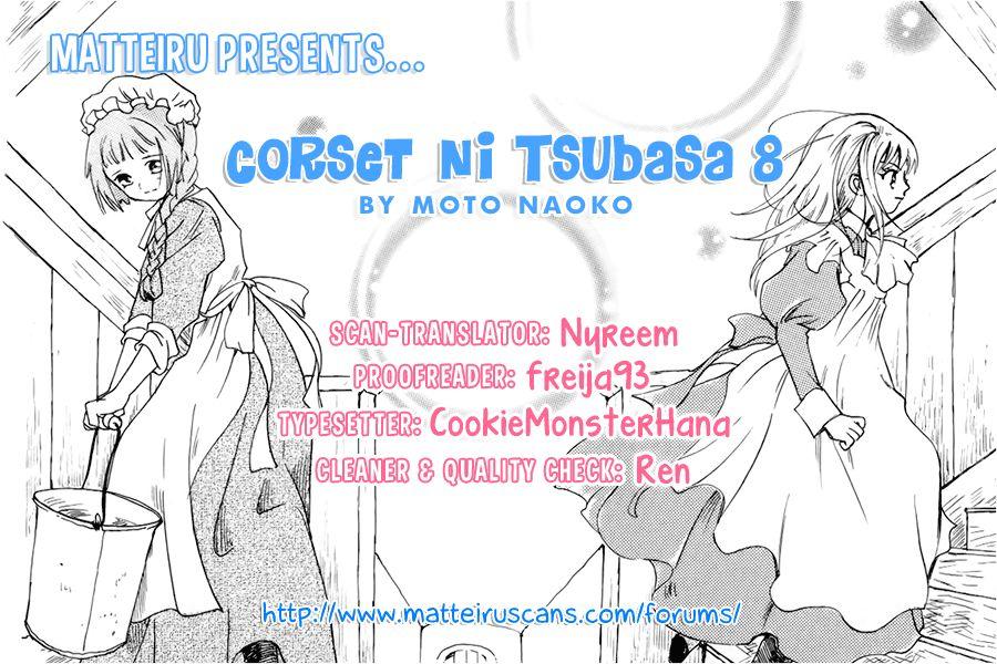 Corset ni Tsubasa 8 Page 1