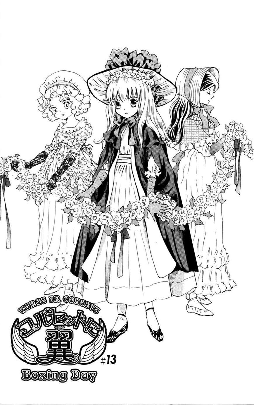 Corset ni Tsubasa 13 Page 1
