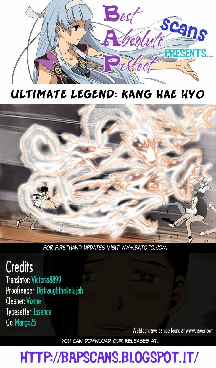 Ultimate Legend: Kang Hae Hyo 8 Page 1