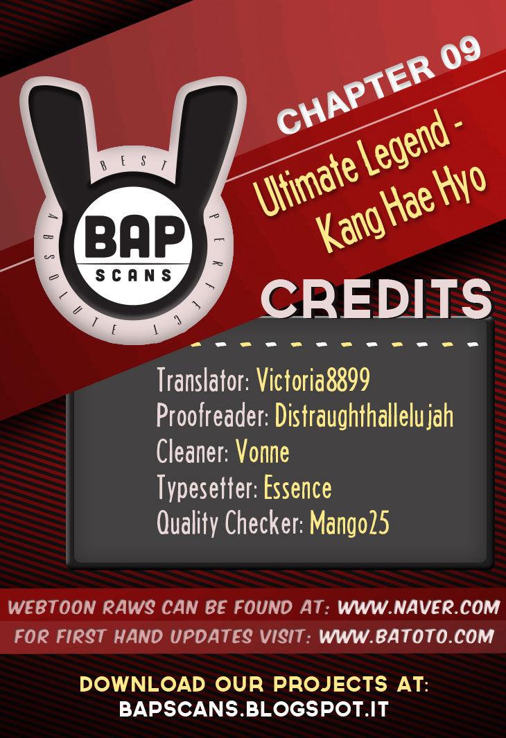 Ultimate Legend: Kang Hae Hyo 9 Page 1