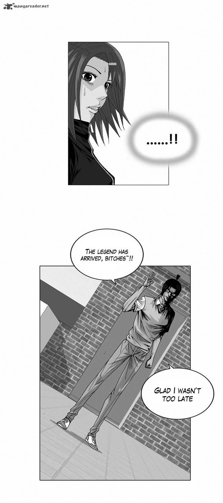 Ultimate Legend: Kang Hae Hyo 22 Page 1