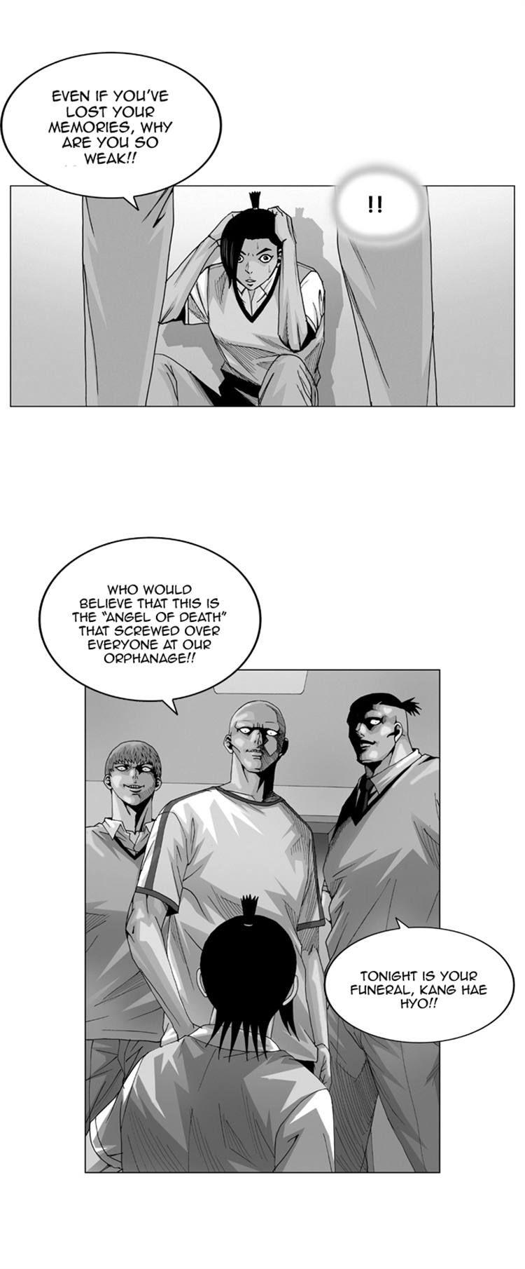 Ultimate Legend: Kang Hae Hyo 51 Page 1