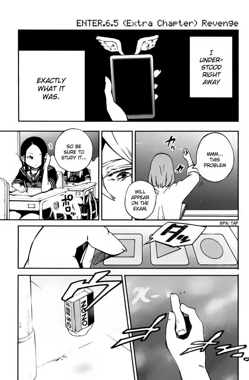 Mahou Shoujo Site 6.5 Page 1