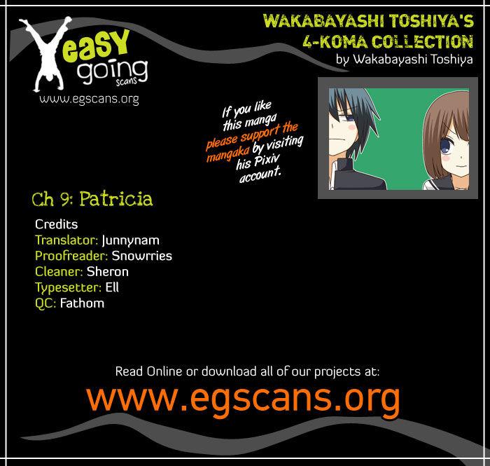 Wakabayashi Toshiya's 4-koma Collection 9 Page 1