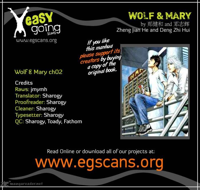 Wolf & Mary 2 Page 1