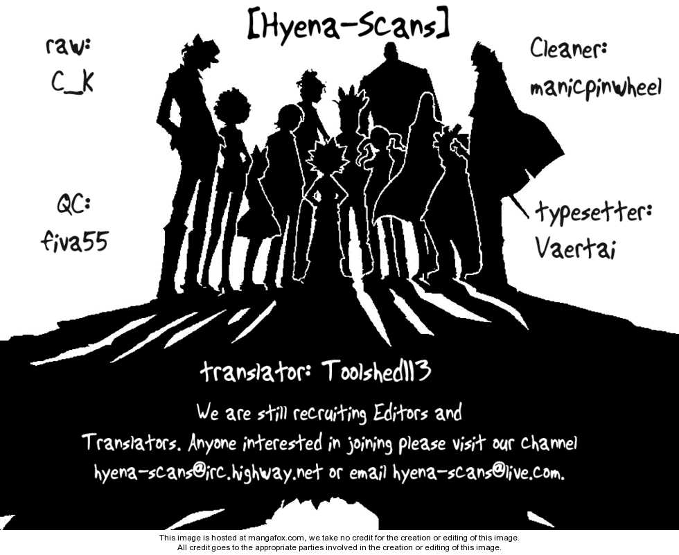 Tokyo Innocent 6 Page 1