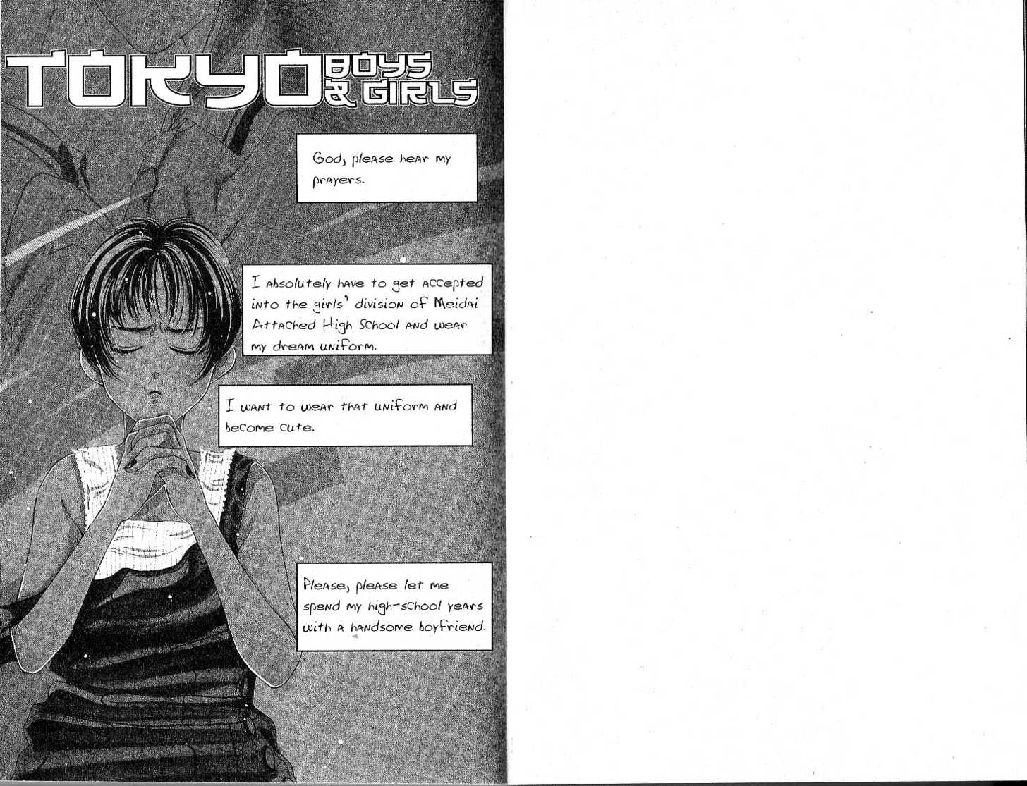 Tokyo Boys and Girls 1 Page 2