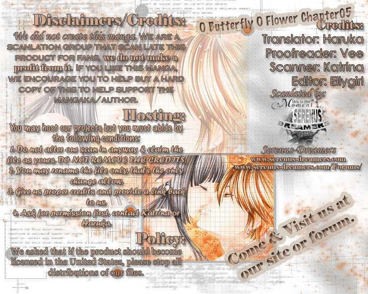 Chou yo Hana yo 5 Page 1