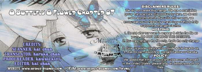 Chou yo Hana yo 7 Page 1