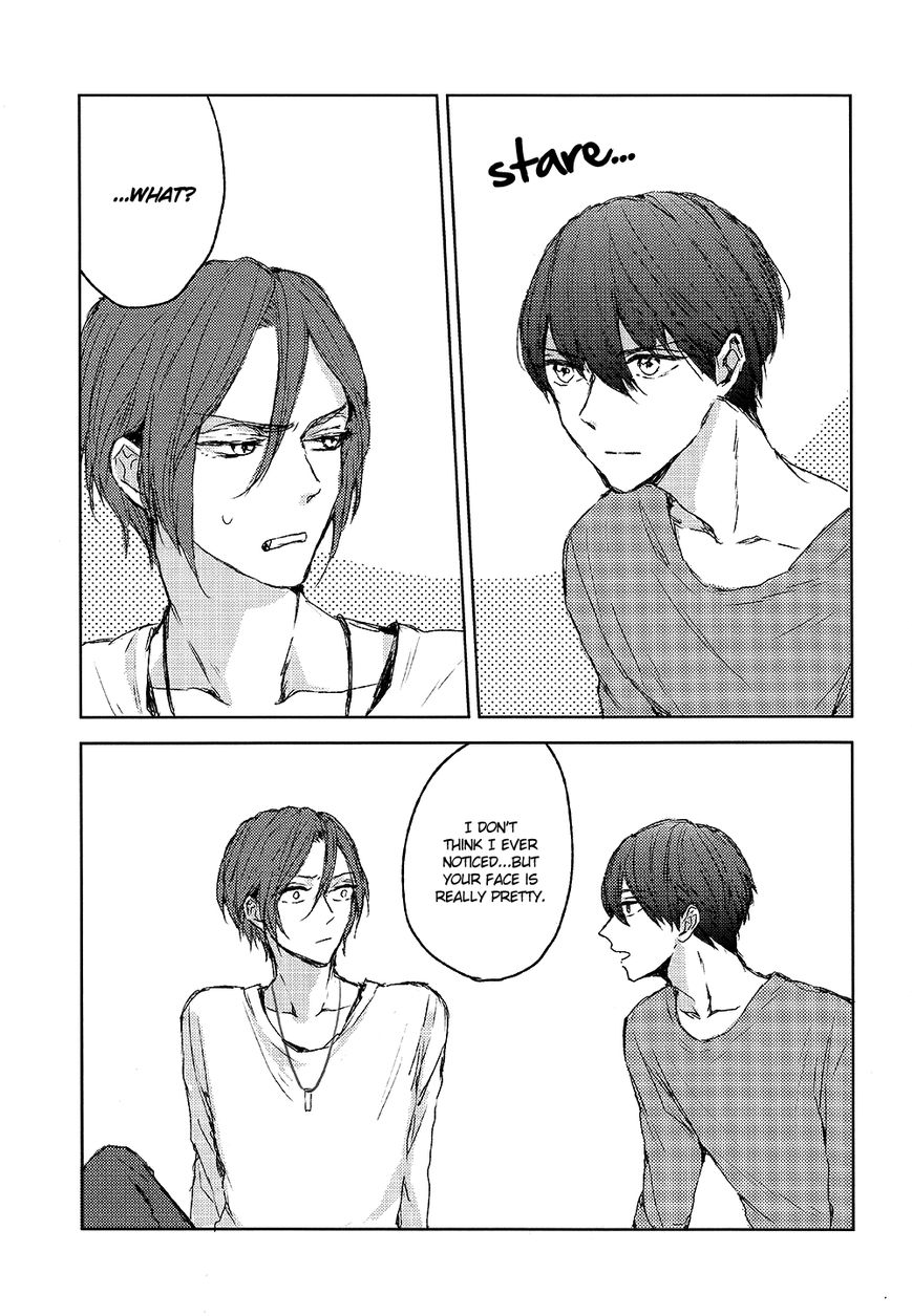 Free! dj - Baby Baby Baby 1 Page 2