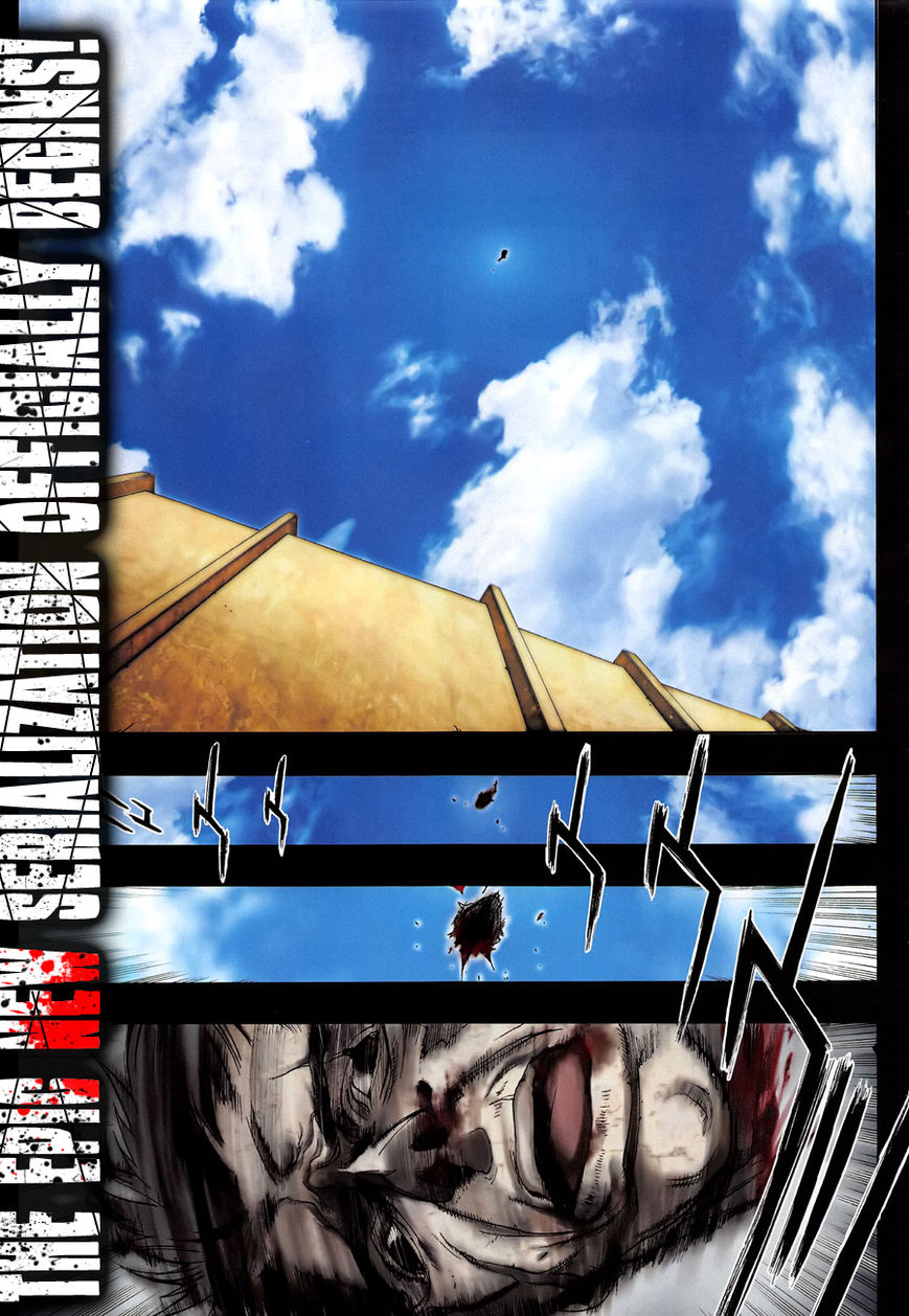 Shingeki no Kyojin - Before the Fall 1 Page 1