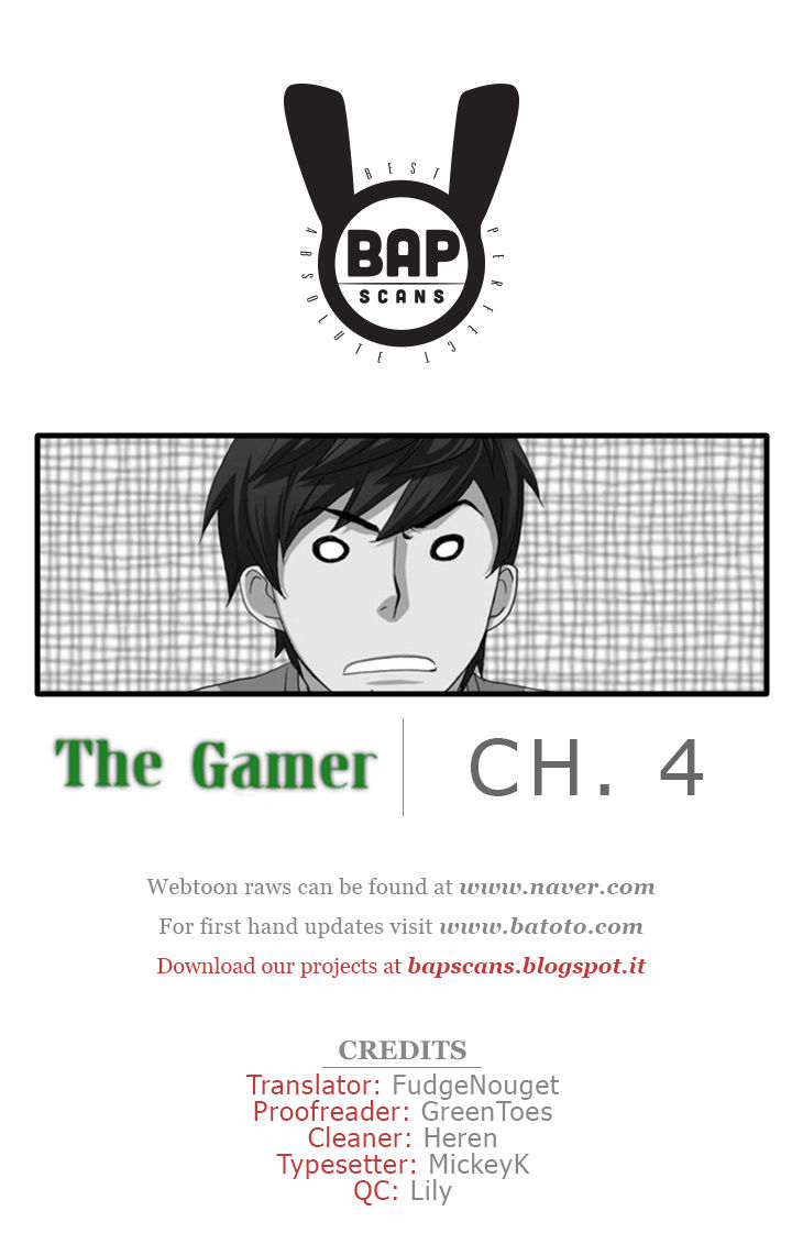 The Gamer 4 Page 1
