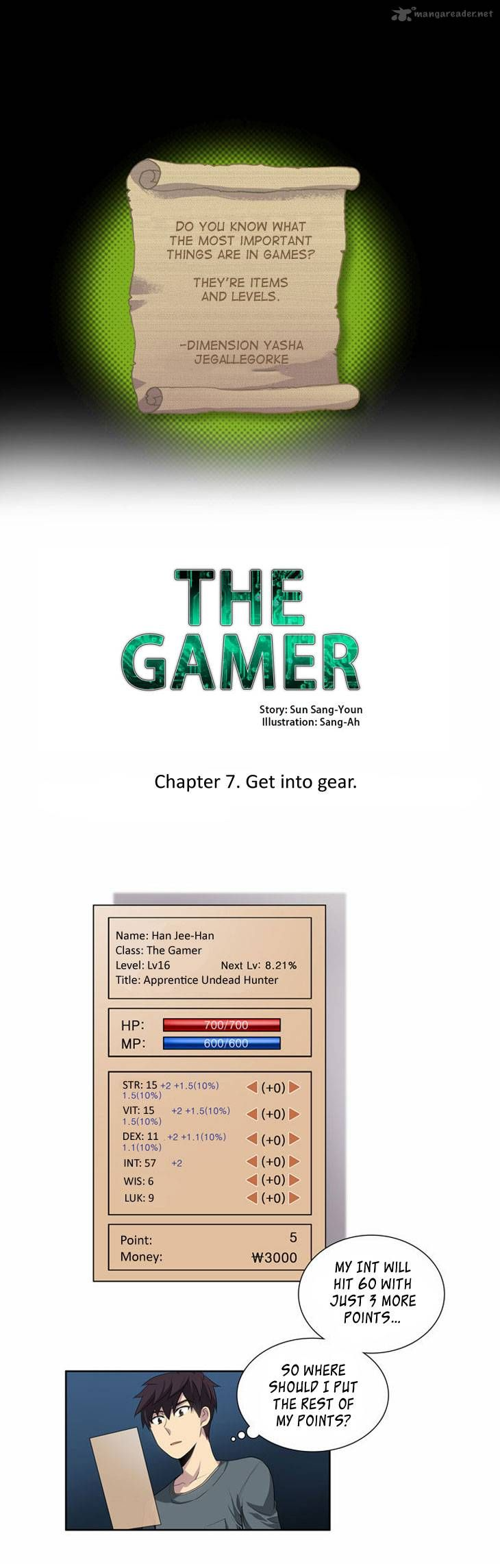 The Gamer 20 Page 1