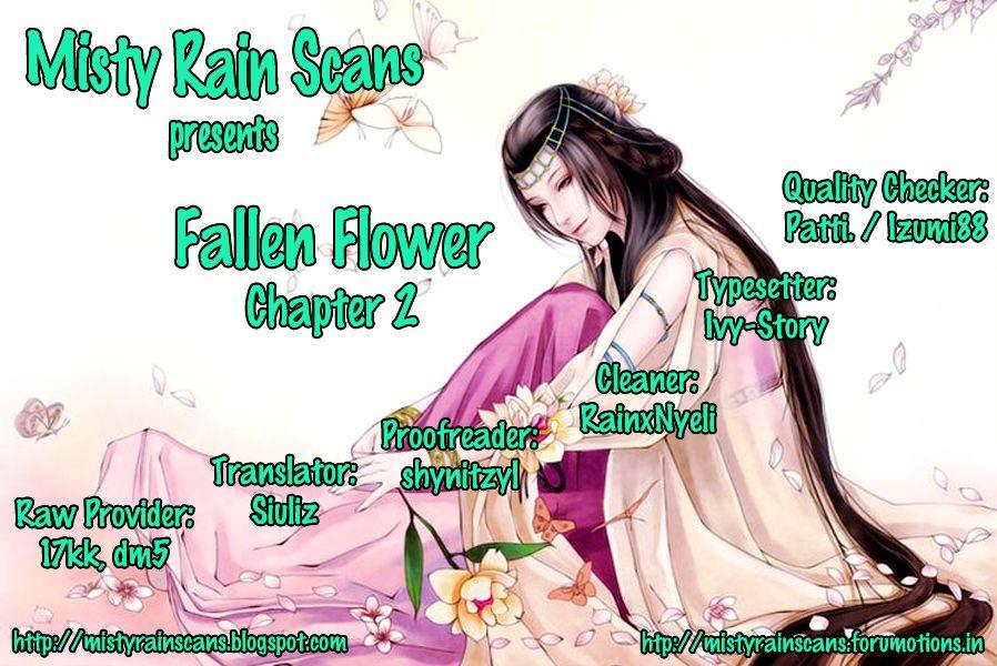 Fallen Flower 2 Page 1