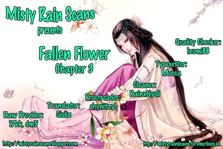 Fallen Flower 3 Page 1