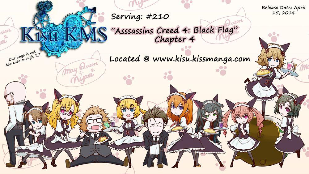 Assassin's Creed 4 - Black Flag - Kakusei 4 Page 1