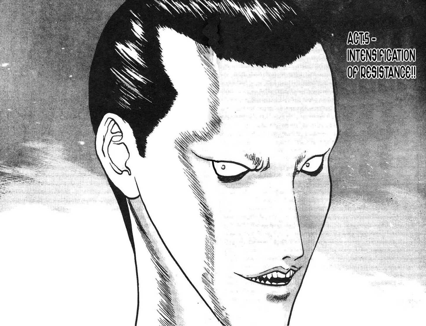 Angel Densetsu 5 Page 2