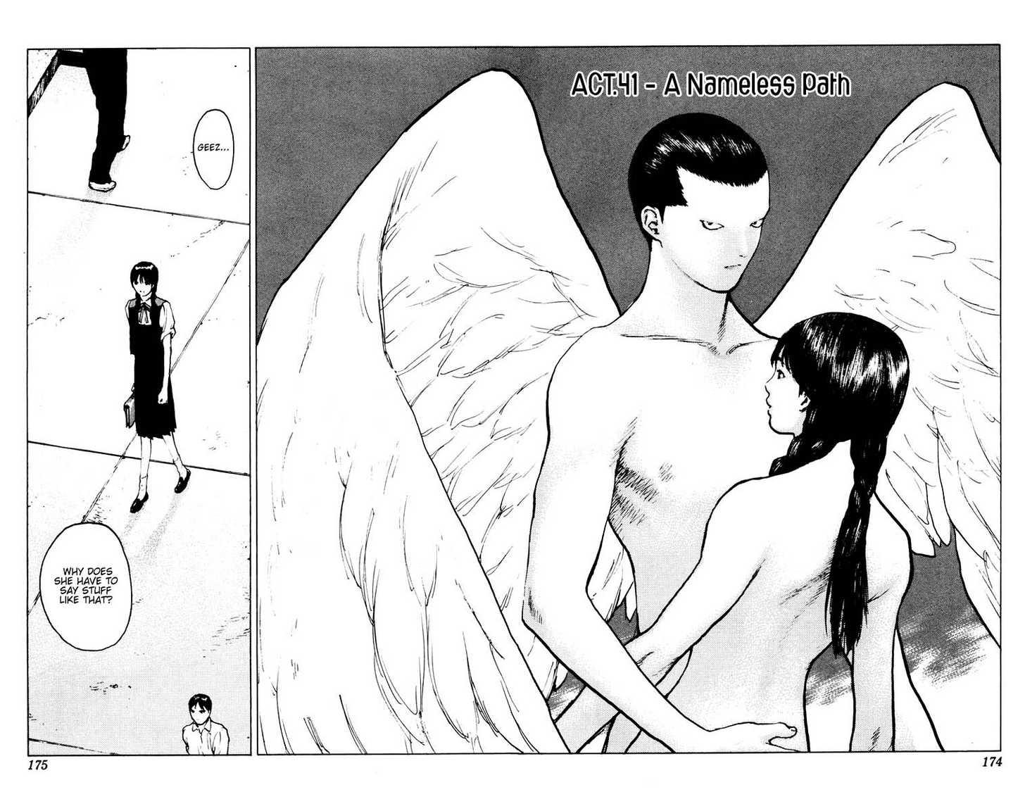 Angel Densetsu 41 Page 2