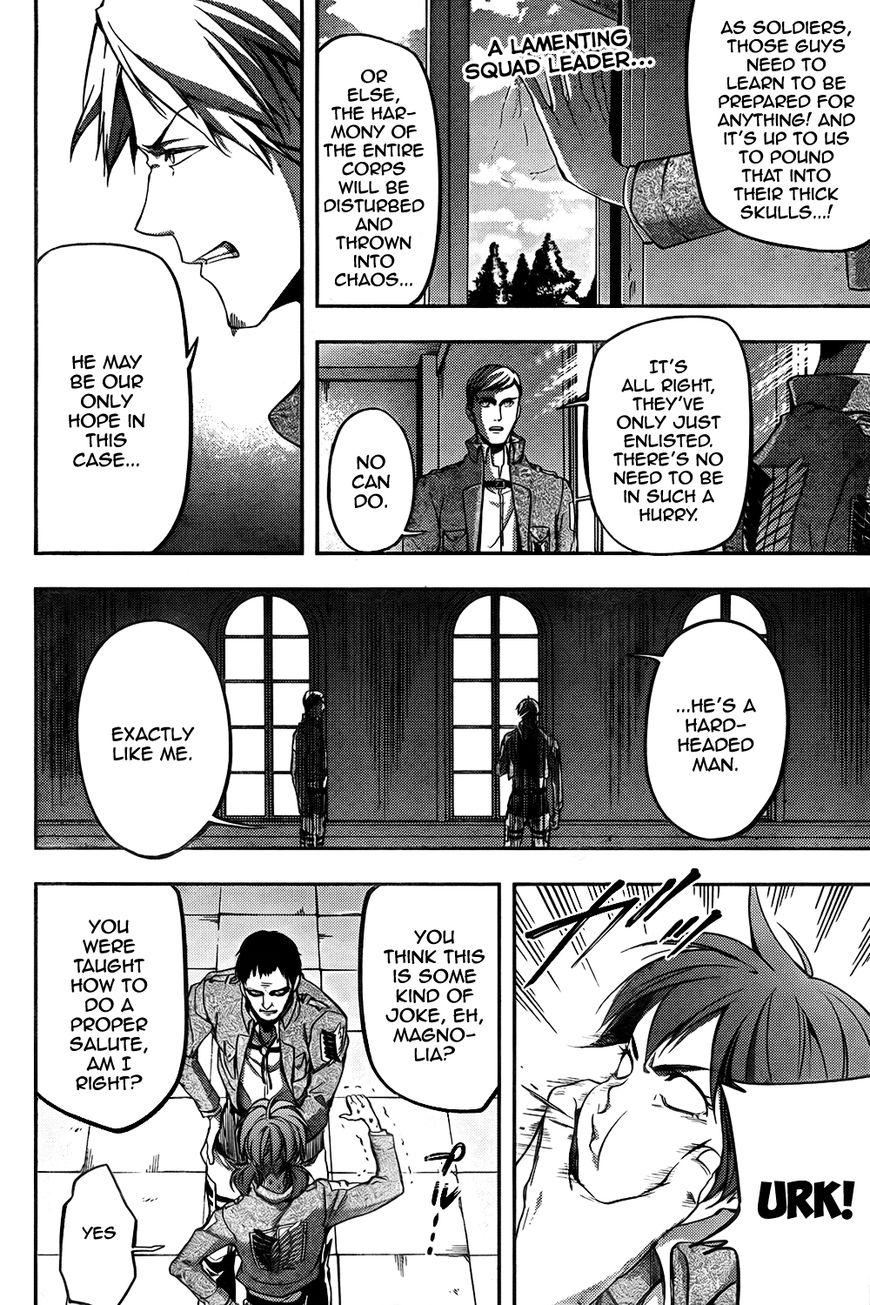 Shingeki no Kyojin Gaiden - Kuinaki Sentaku 8.7 Page 2