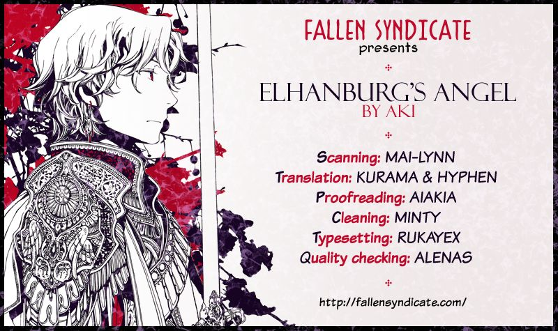 Elhanburg no Tenshi 1 Page 1