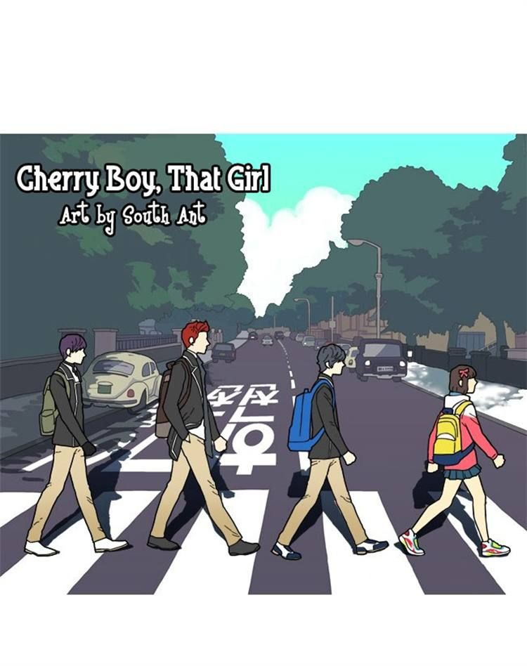 Cherry Boy, That Girl 8 Page 2