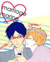 Free! dj - Marriage Marine