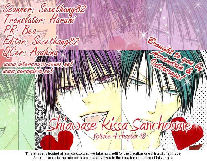 Shiawase Kissa Sanchoume 18 Page 2