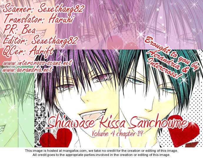 Shiawase Kissa Sanchoume 19 Page 2